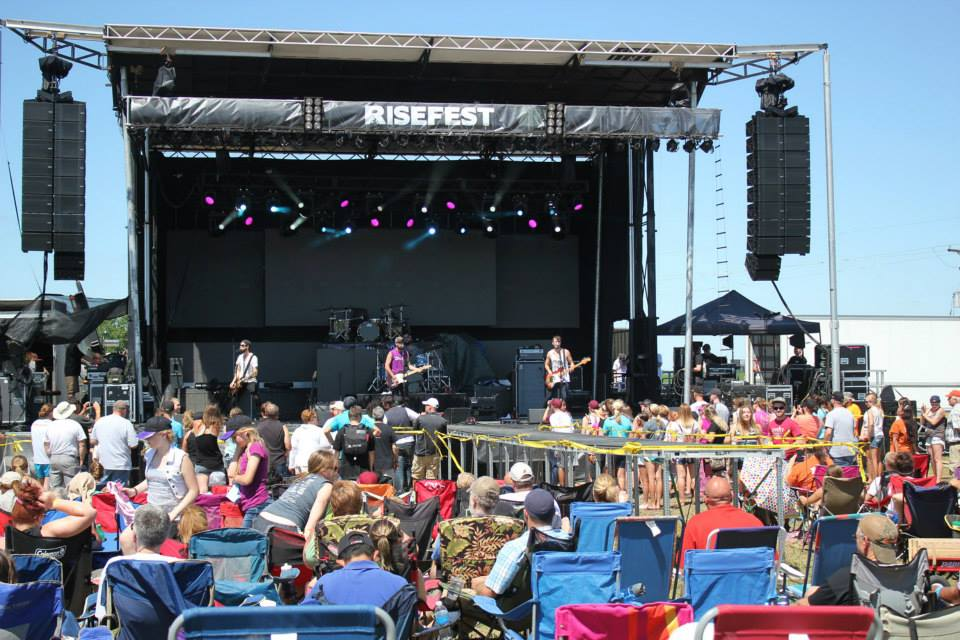 risefest photo