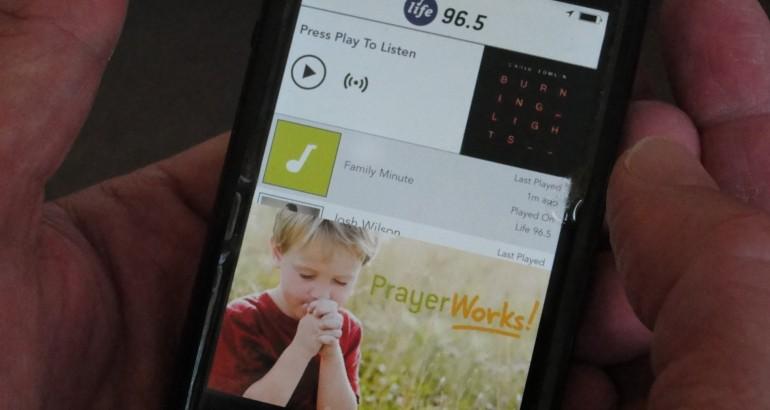 Life 96.5 app 2