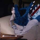 Cookie Monster–behind the scenes