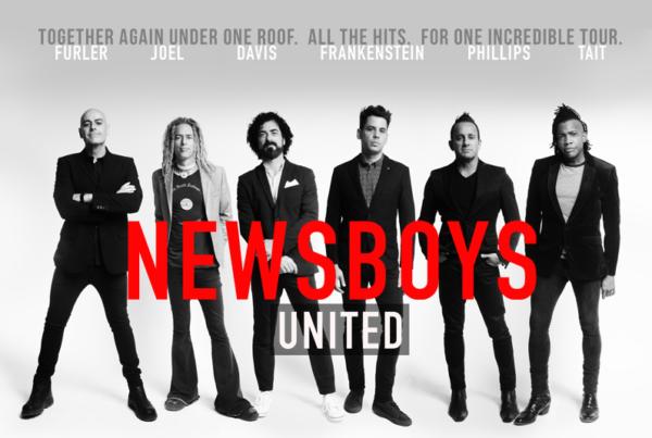 Newsboys Tour 1