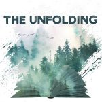 The unfolding podcast image